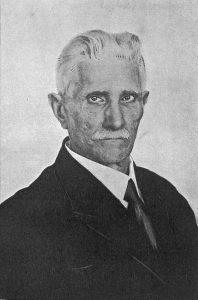 portrait of Ignacy Daszyński