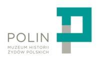 Logo of Muzeum Historii Żydów Polskich POLIN