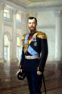 Car Mikołaj II (domena publiczna)