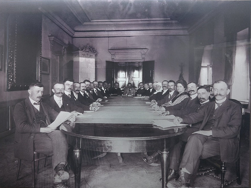 Rada Narodowa Śląska Cieszyńskiego (na licencji CC-BY-SA 3.0)