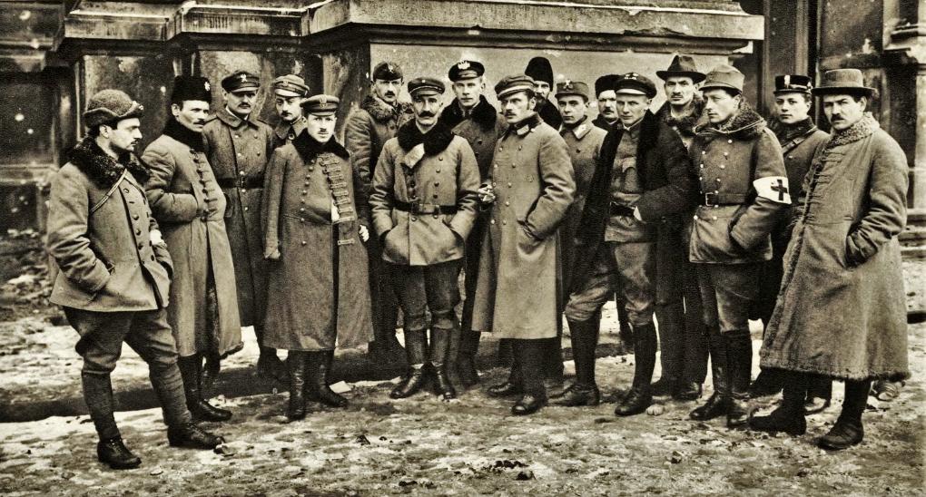 Naczelna Komenda Obrony Lwowa (domena publiczna)