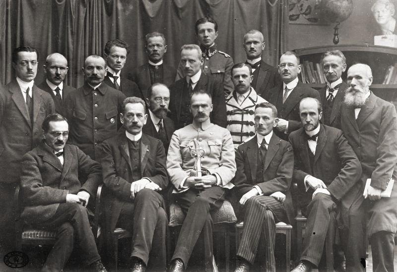 Rząd Jędrzeja Moraczewskiego (domena publiczna)