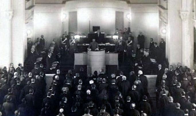 Otwarcie Sejmu Ustawodawczego (domena publiczna)