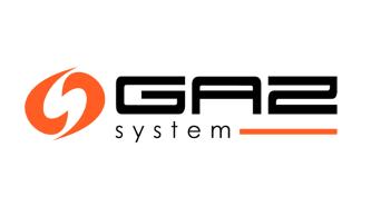 logo gaz system