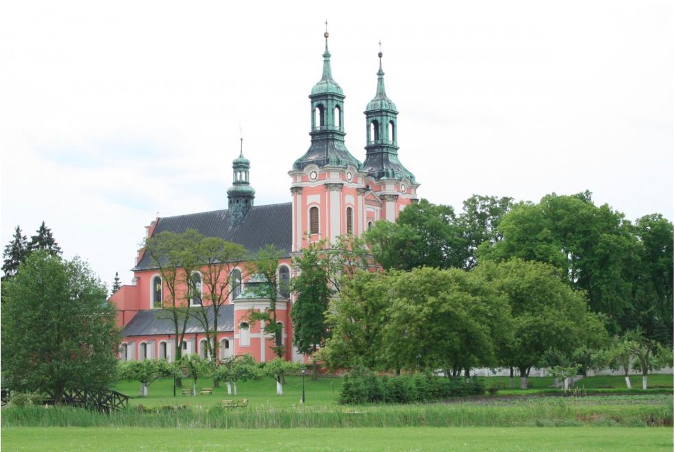 Gościkowo-Paradyż, kościół, fot. NID