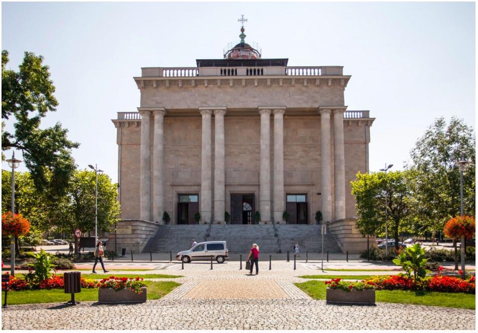 Katowice, archikatedra pw. Chrystusa Króla, fot. P. Sekuła, wł. NID