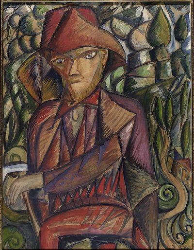"""Tytus Czyżewski, """"Zbójnik"""""""