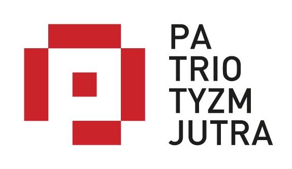 "logo programu ""Patriotyzm jutra"""