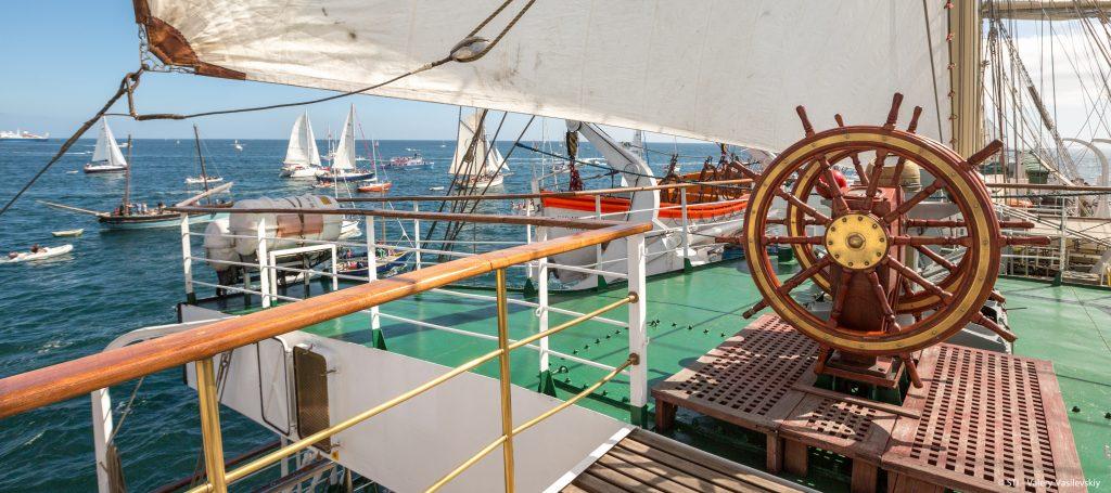 pokład statku