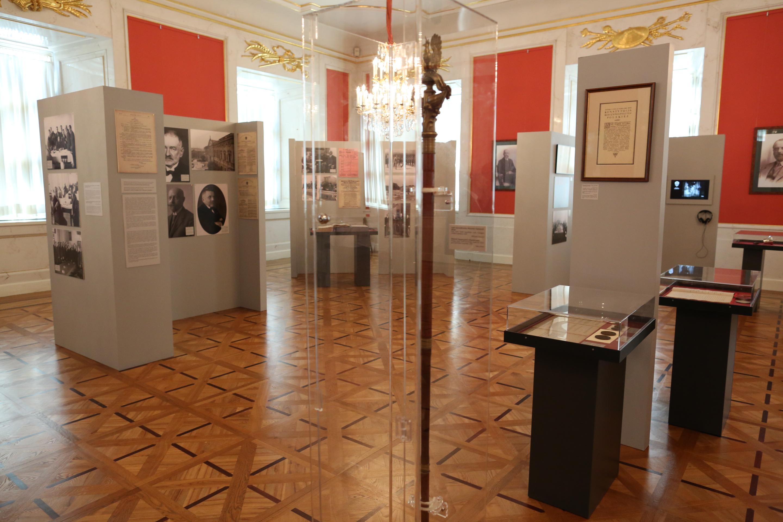 zdjęcie sali wystawowej
