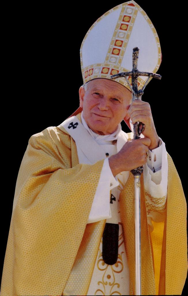 postać papieża