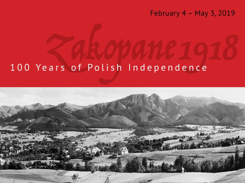 baner wydarzenia złożony z tytułu i historycznego zdjęcia