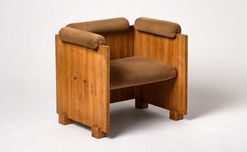 fotel, sztuka użytkowa, Sandor Miko