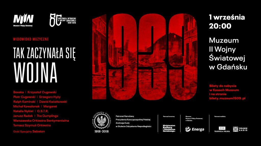 80 Rocznica Wybuchu Ii Wojny światowej Niepodległa