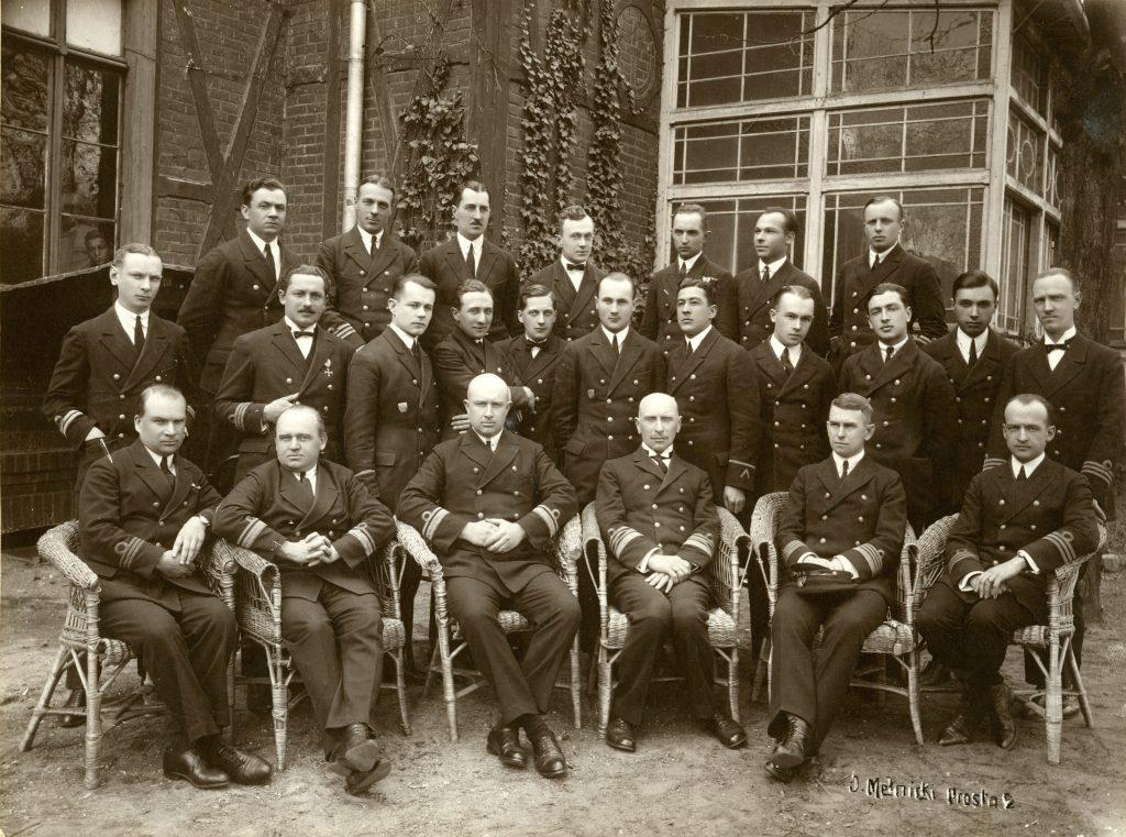 Personel Oficerskiej Szkoły Marynarki Wojennej w Toruniu