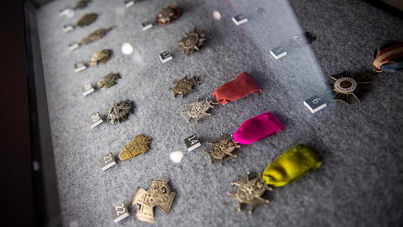 medale na ekspozycji