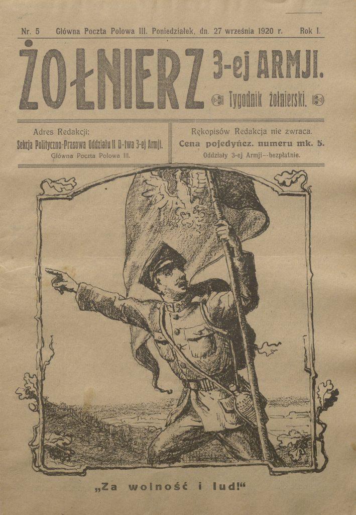 okładka tytułowa czasopisma