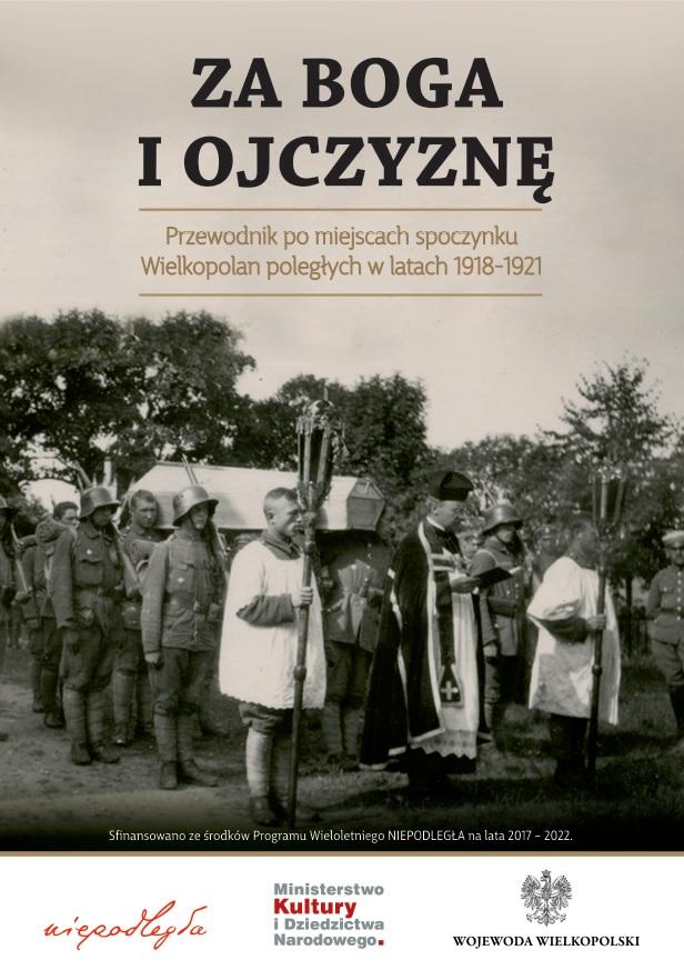 okładka labumu z historycznym zdjęciem pogrzebu