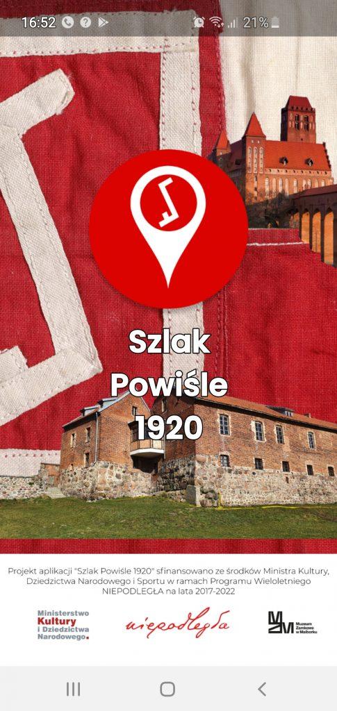 zrzut ekranu tytułowego aplikacji