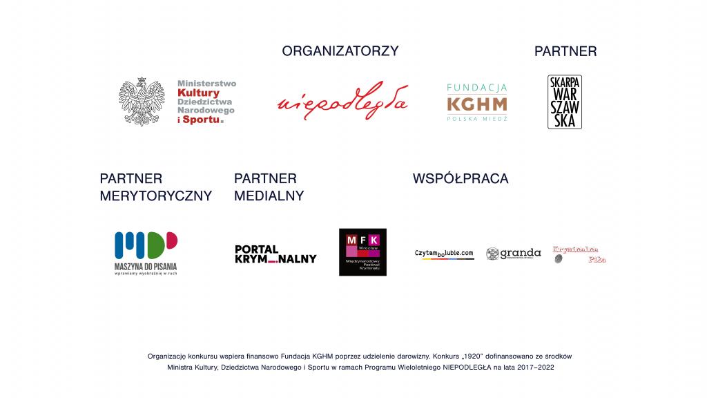belka logotypów instytucji zaangażowanych