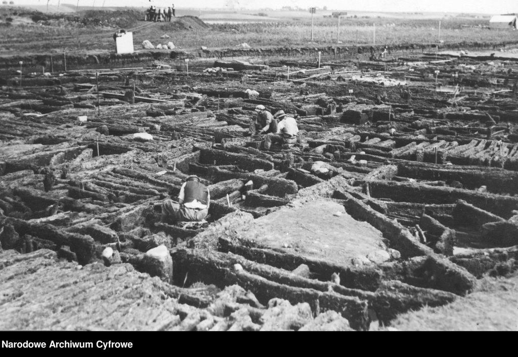 archeolodzy na sta
