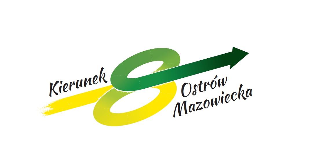 logotyp kierunek Ostrów Mazowiecka