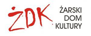 logotyp Żarskiego Domu Kultury