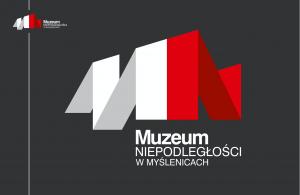 logotyp Muzeum w Myślenicach