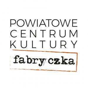 logotyp Powiatowego Centrum Kultury Fabryczka