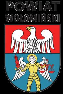 herb powiatu wołomińskiego