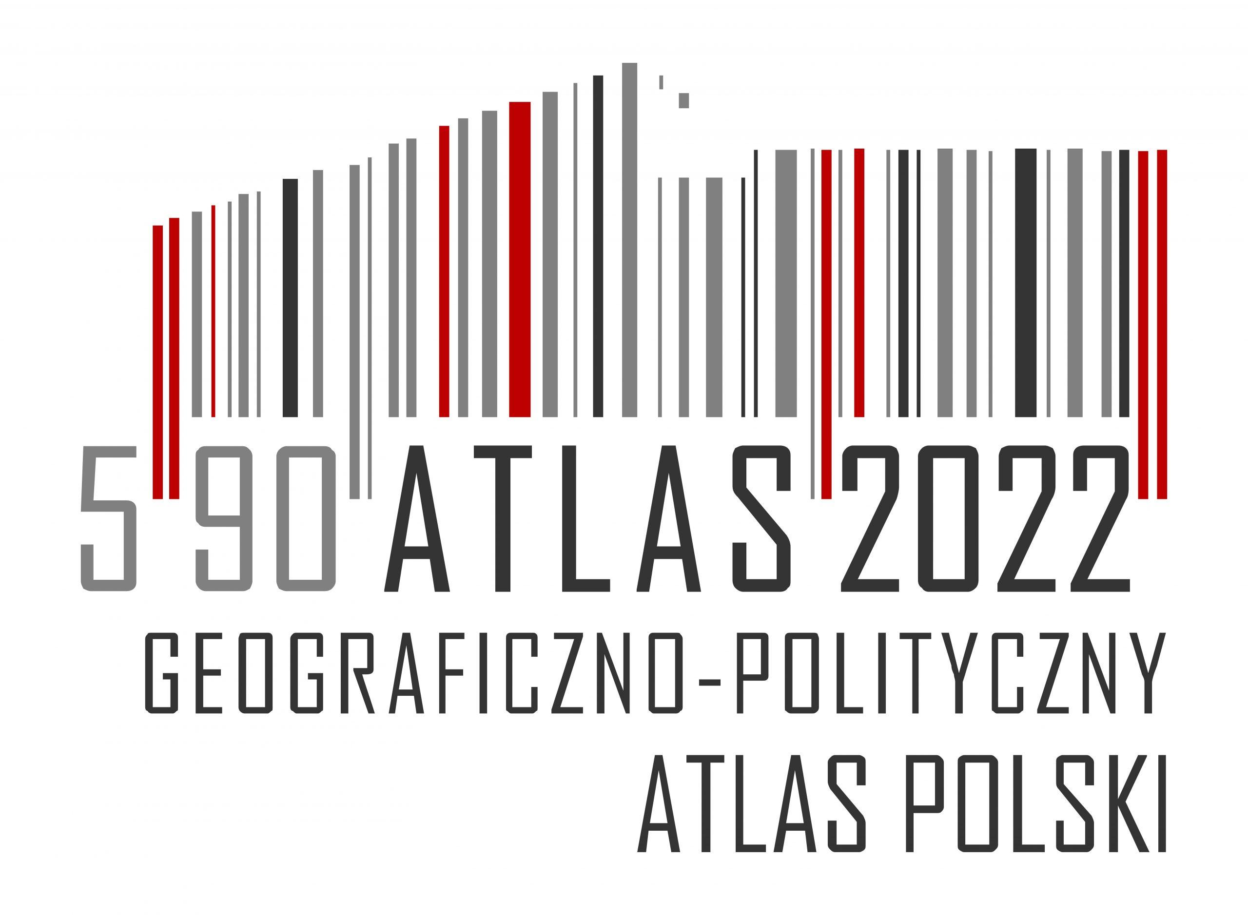 Logo Projektu Geograficzno polityczny Atlas Polski