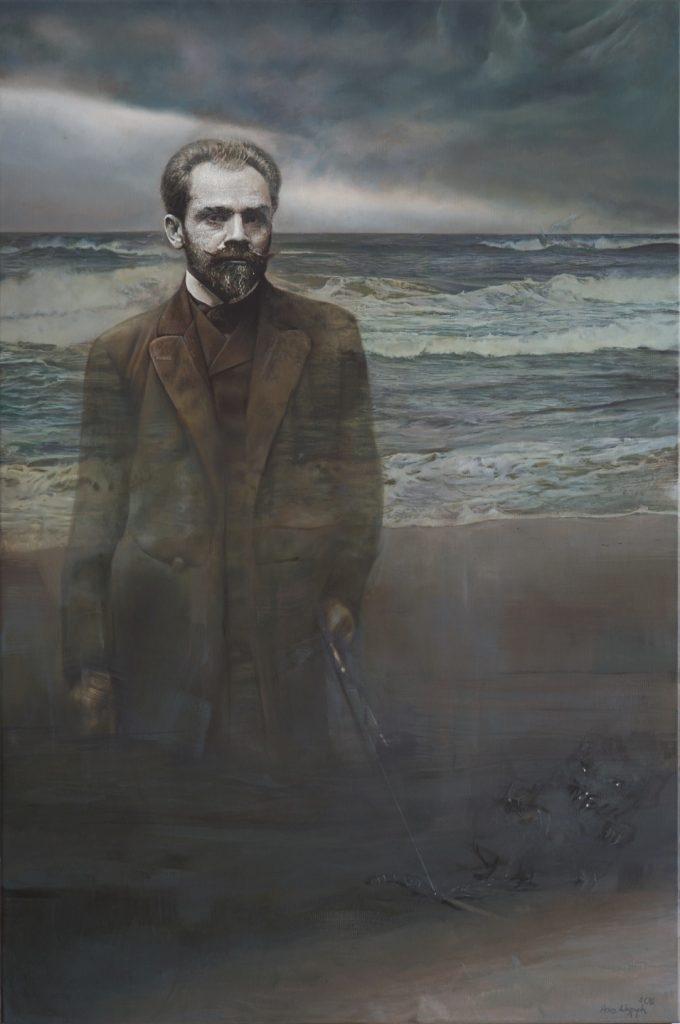 zdjęcie obrazu przedstawiającego Żeromeskiego