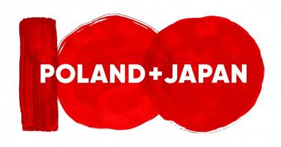 Logo stulecia nawiązania stosunków dyplomatycznych między Japonią i Polską