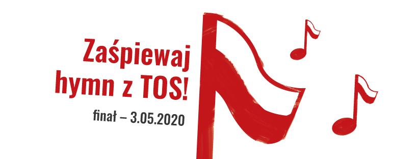 banner wydarzenia z polską flagą i hasłem akcji