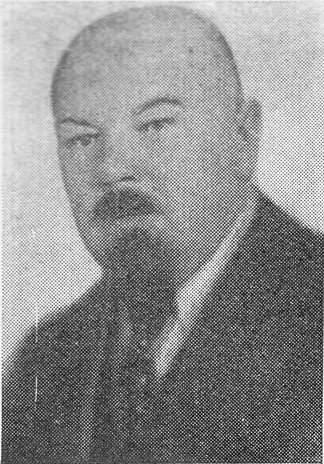 zdjęcie portretowe Stanisława Ligonia