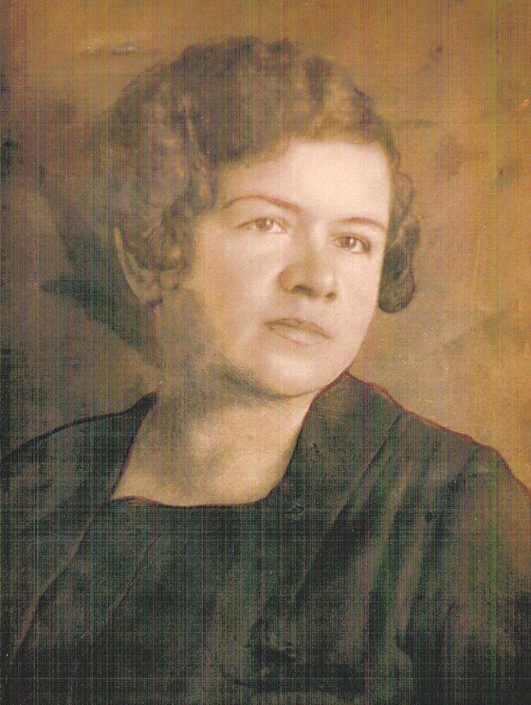 zdjęcie portretowe Marii Kujawskiej