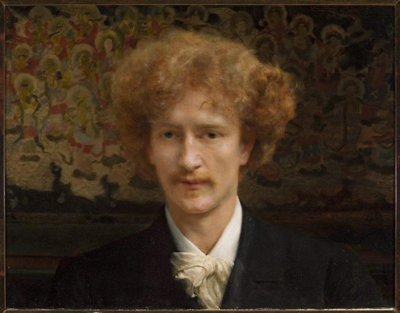 Portret Paderewskiego