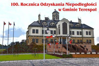 Zakładka dla: 100. Rocznica Odzyskania Niepodległości w Gminie Terespol